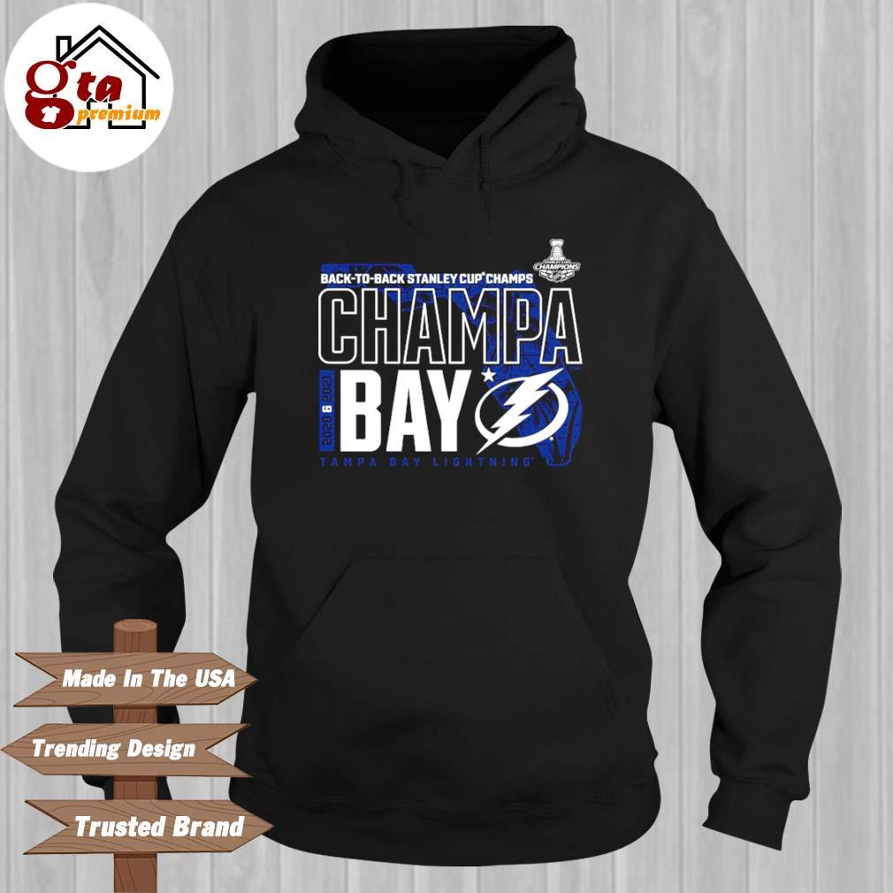 Tampa Bay Lightning Fanatics Branded Back To Back Stanley ...